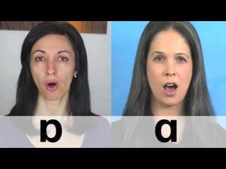 American vs British vowels / произношение / pronunciation / английский язык/ Уроки / Видео / Learn English / BBC