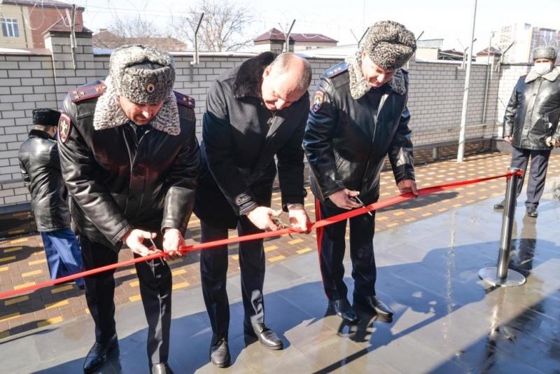 Новое здание республиканского МВД открыли  в КЧР