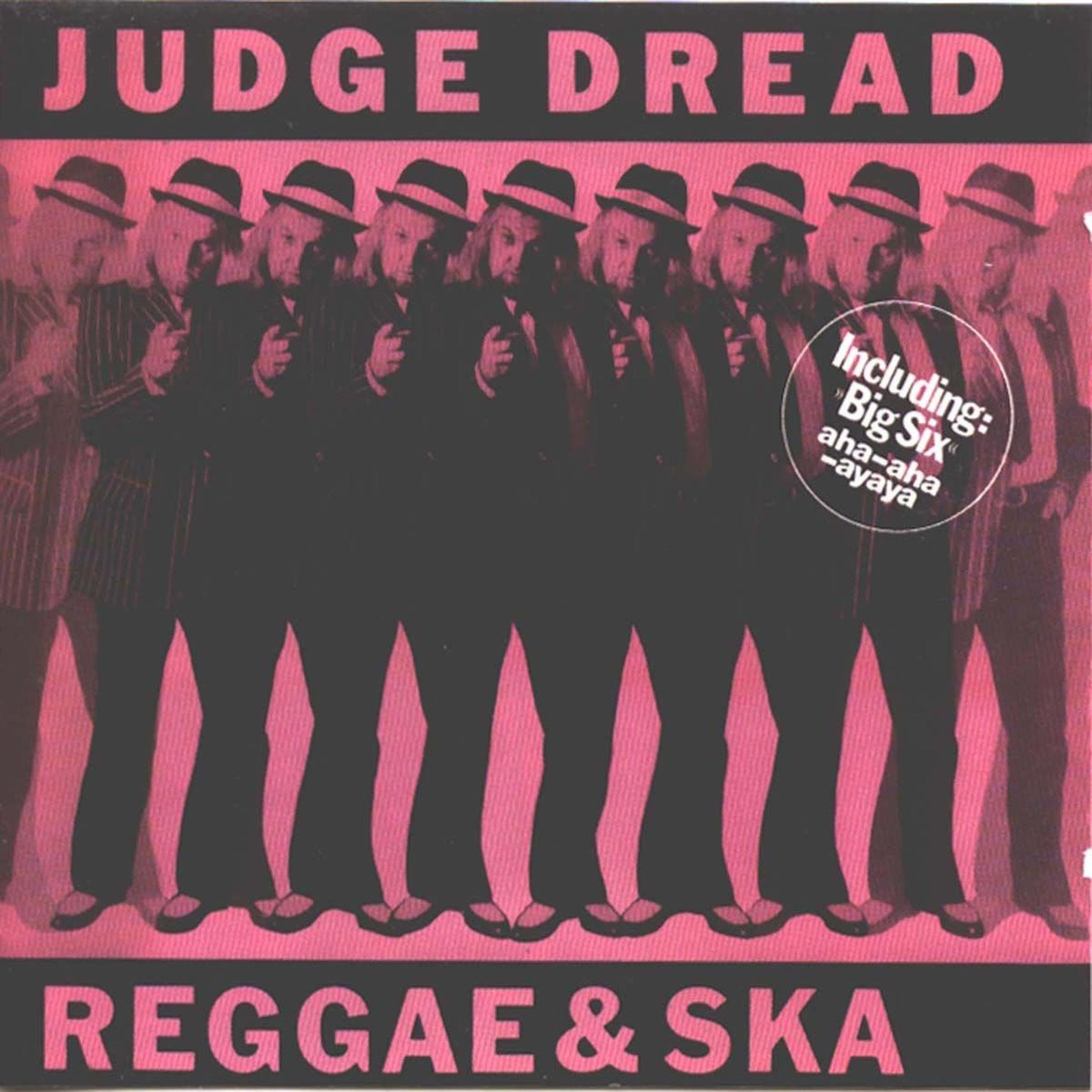 Judge Dread album Reggae & Ska (Original)