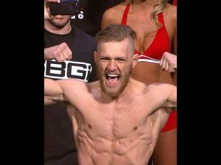 В этот день, в 2013: Конор МакГрегор вышел на своё первое взвешивание в UFC
