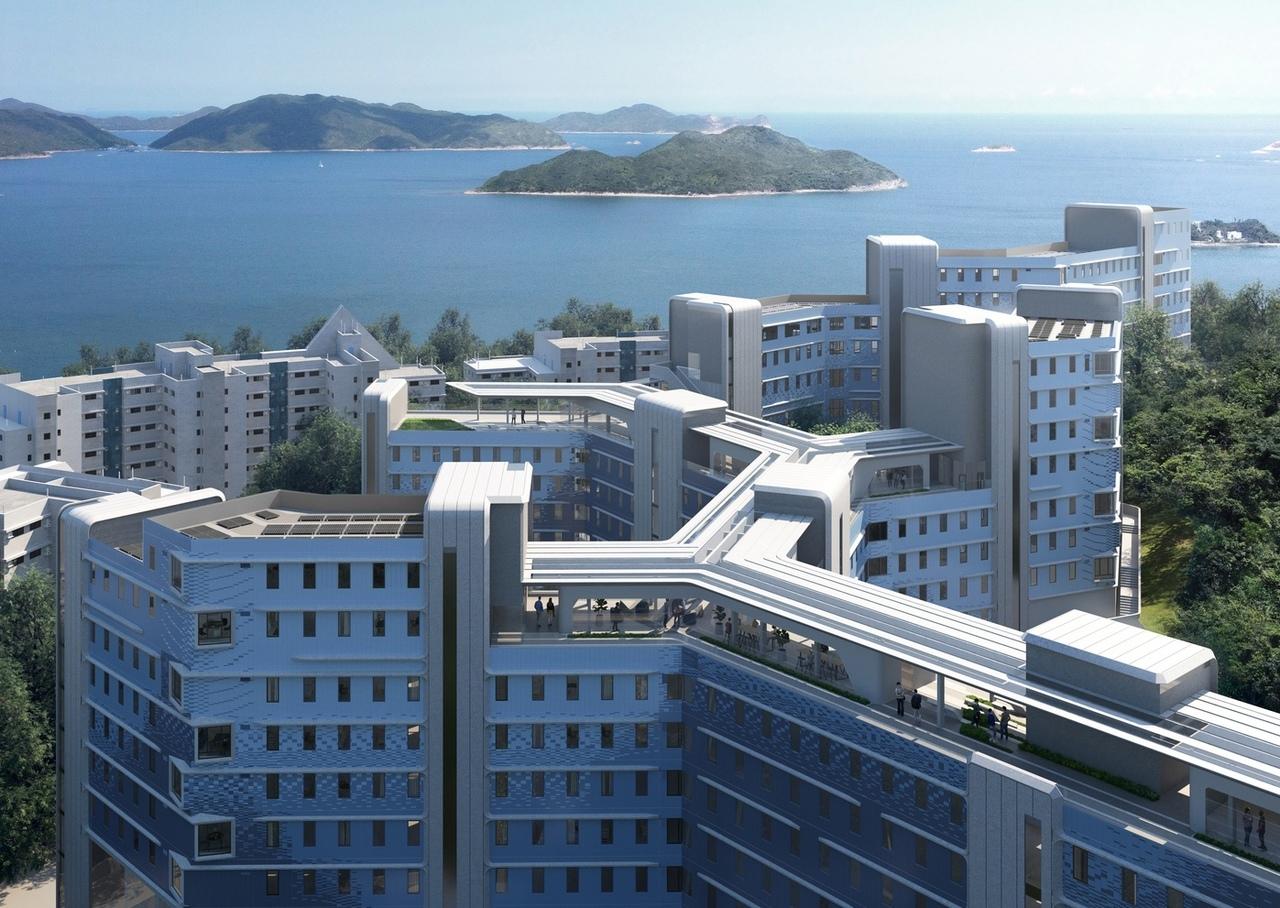 Проект студенческого общежития от Zaha Hadid Architects