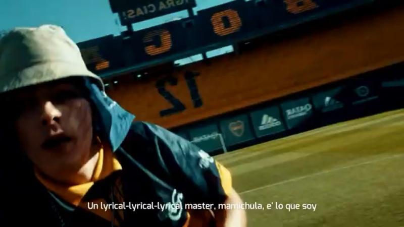 C R O Okay ft L Gante trueno Tiago