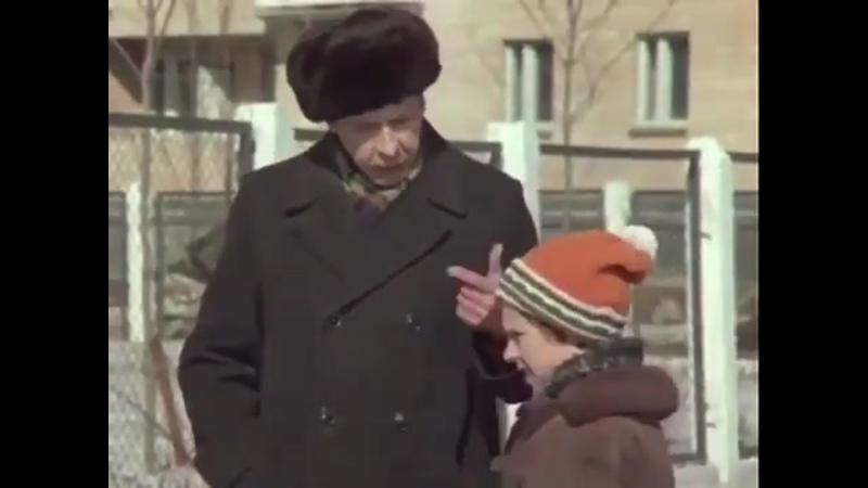 Олег и Михаил Ефремовы в фильме Дни Хирурга Мишкина