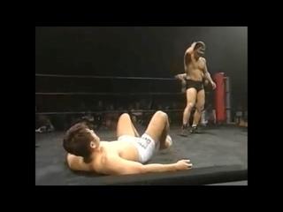 &  vs Minoru Suzuki &