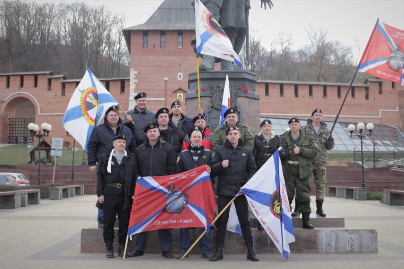 День морской пехоты отметят в Нижнем Новгороде
