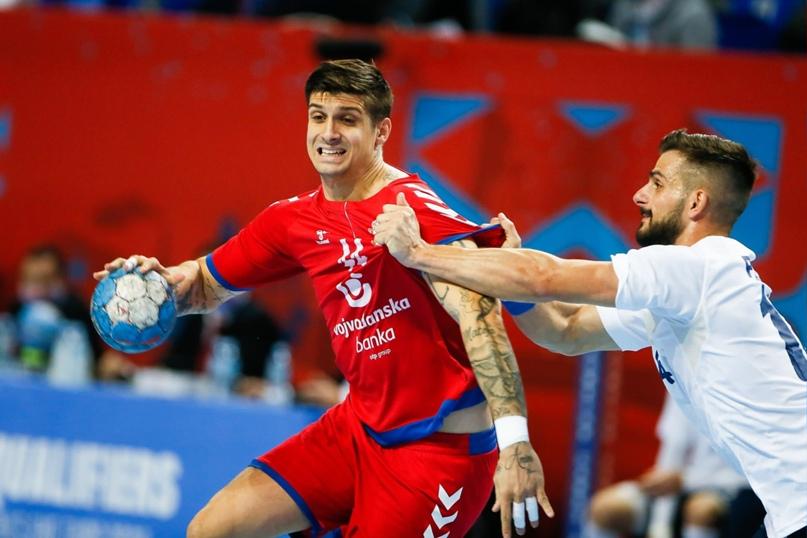 ЧЕ-2022. Сербы не девальвировали успехи в играх с французами. Жаль, что их нет в Египте, изображение №1