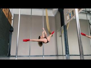 Alex Lee . Pole Exotic Dance . Smolensk.