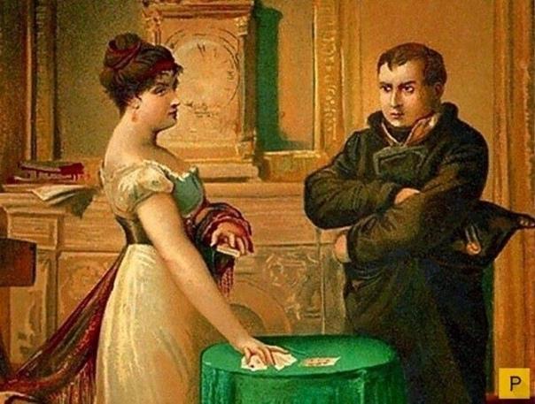 ПЛОХАЯ ДЕВОЧКА ИЛИ ПОЗОЛОТИ РУЧКУ ( Ма1 18,) Жила-была в XVIII веке, во Франции, дама по имени Мария Ленорман. С самого рождения она была особенной. Повитуха, приняв на руки кривого ребеночка,