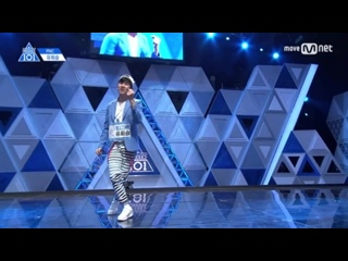 [PERF.] 170414 Yoo Hoe Seung (FNC Ent.) – EP.2 Produce 101 @ Mnet Official