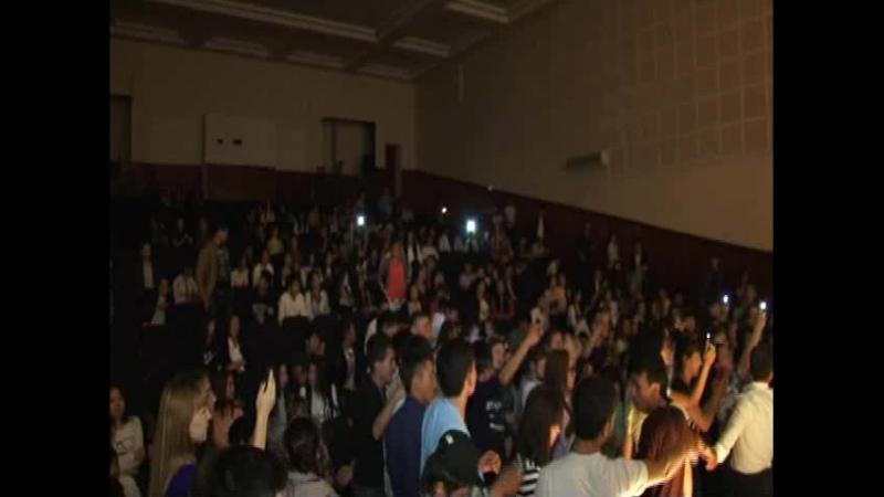 BaGi Ташкенттеги концертинен узынды 14 05 2016