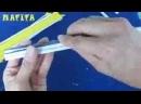 Как сделать когти Росомахи _ бумага _ X-men Wolverine_low