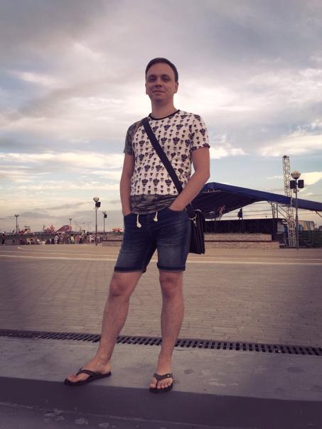 Антон Петряшёв, Пенза, Россия