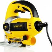 Stanley STSJ0600 Лобзик 600Вт; 0-3000 ход/мин; дер-85мм, мет-5мм