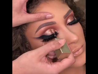 Роскошный макияж!