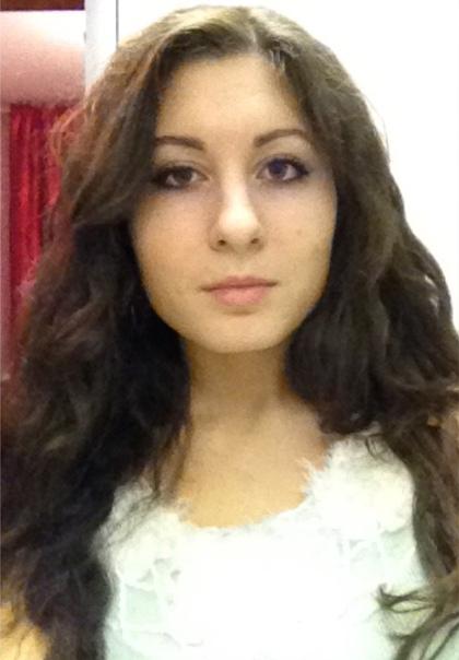 Aleksandra Leshchenko, Dubai, Объединенные Арабские Эмираты