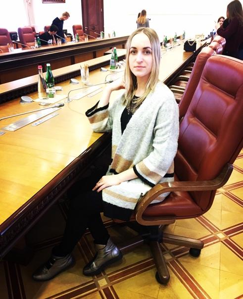 Анна Медвідь, Киев, Украина
