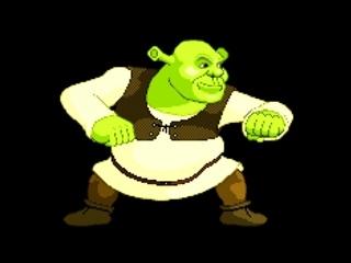 CPS2 Originals - Shrek