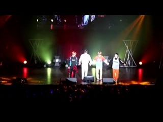 "fancam Концерт ""UNB Japan 2nd concert"" @ Осака"