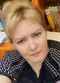 Ирина Ореховская (Жбинова)