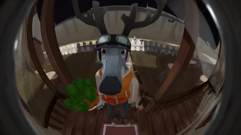 CGI 3D Animated Short Film MEET BUCK Hilarious Animation by Supinfocom