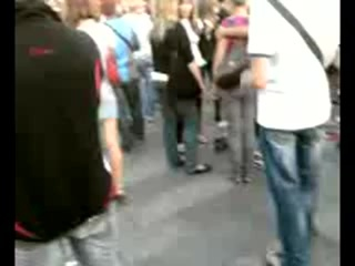 Я в Киеве DJ's MTС парад МАЙДАН НЕЗАЛЕЖНОСТІ август 2009г