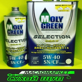 Molly Green Selection 5W-40
