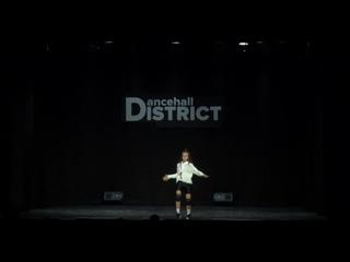 DANCEHALL DISTRICT 2019  BEST SHOW SOLO  LERA SMIRNOVA SAMARA