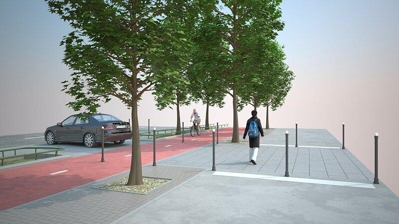 Длинный путь к изменениям: как можно улучшить город для пешеходов, изображение №4