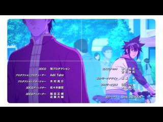 [AnimeOpend] The God of High School 1 ED | Ending / Царь горы 1 Эндинг (1080p HD)