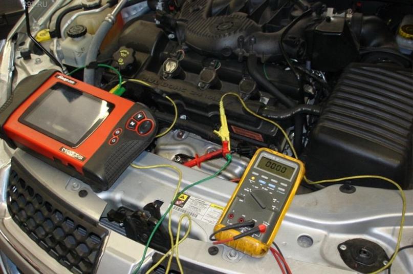 Особенности диагностики электрооборудования автомобилей, изображение №3