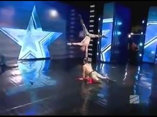 Американцы были в шоке! Русские зажгли на шоу(5).mp4