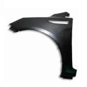 Крыло переднее на Kia Rio (11-)