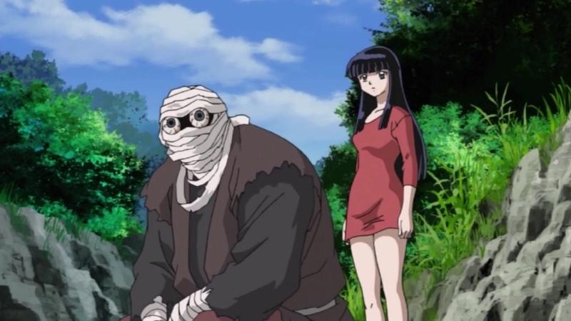FRONDA Лес русалок Takahashi Rumiko Gekijou Ningyo no Mori 6 серия