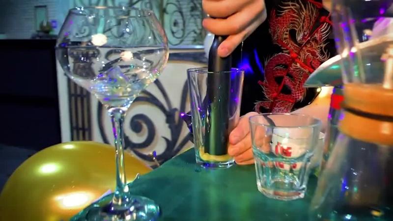 Выездной бар чайная миксология Игорь Протасов