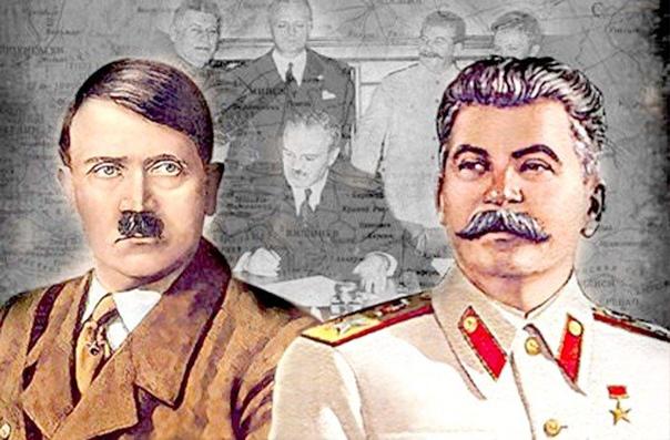 Полная хронология Второй Мировой войны 23 августа 1939 года.Нацистская Германия и Советский Союз подписывают пакт о ненападении и секретное приложение к нему, по которому Европа разделяется на