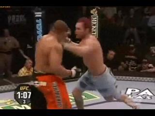 UFC Chris Leben vs Terry Martin.ЮФС Крис Либен против Терри Мартина.11DeadFace