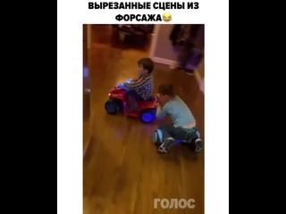 В русской квартире он бы так не смог😄