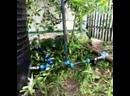 Монтаж водопровода, канализации септика на даче.