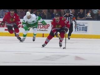 НХЛ 16-17. Сорок первая результативная передача Артемия Панарина в сезоне 2016-2017.