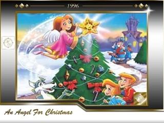 Ангел на Рождество / An Angel For Christmas (Лора Шеферд /Laura Shepherd) 1996, Канада