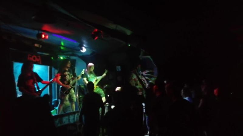 Headacheman - New World Creating - live at ЛютоФест 05092020