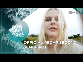 FANS MUN SIGRA SONG CONTEST, SEASON 12, Denmark, Torshavn. Semi-Final 2