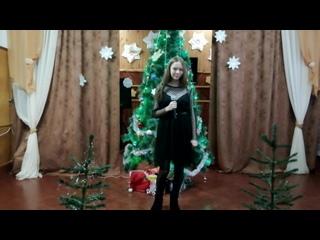 """""""Новогодний каламбур"""" от дуэта """" Подружки"""" Новский СДК"""