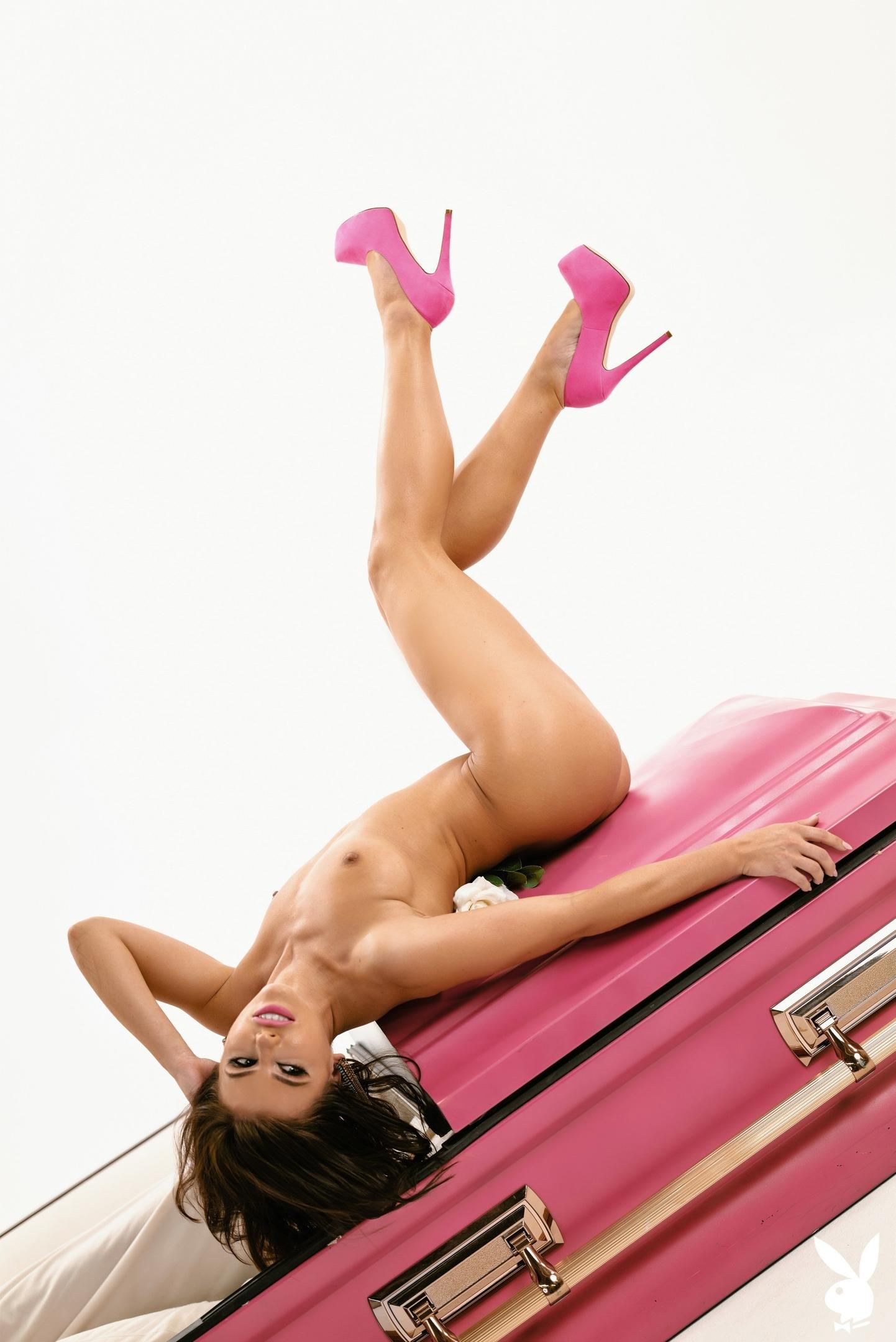 Модель: Adriana Chechik (Arianna)