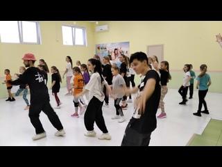 Влад Генин в Орле/ Мастер-класс/ хип-хоп (1)