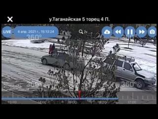 В Уфе приезжий мужик из Средней Азии  приставал к 6-летней девочке
