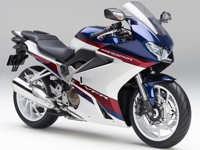 Honda может выпустить новый V4 к 2023 году