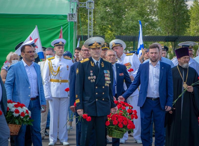 День военно-морского флота в Нижнем Новгороде, изображение №2