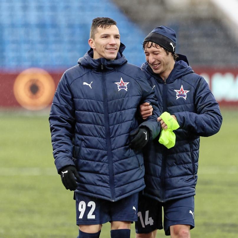 Дмитрий Барков и Рамазан Гаджимурадов