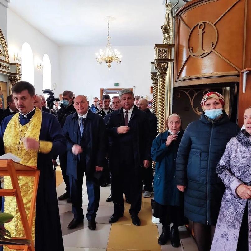 В Зеленодольске открыли обновленный храм и воскресную школу